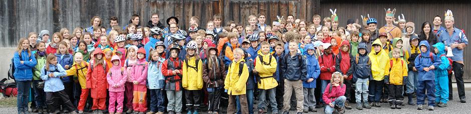 100 Jahre Schulhaus Sunneberg 1 - Gemeinde Russikon